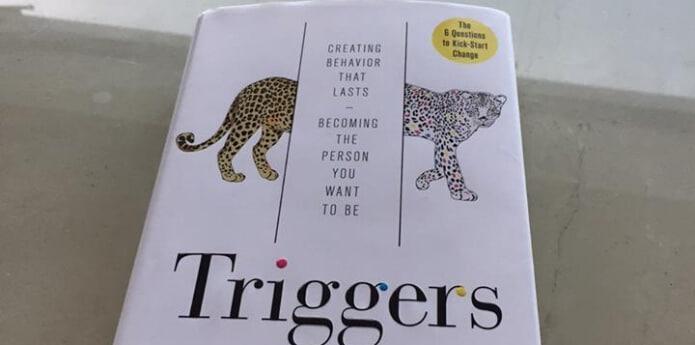 หนังสือ Triggers