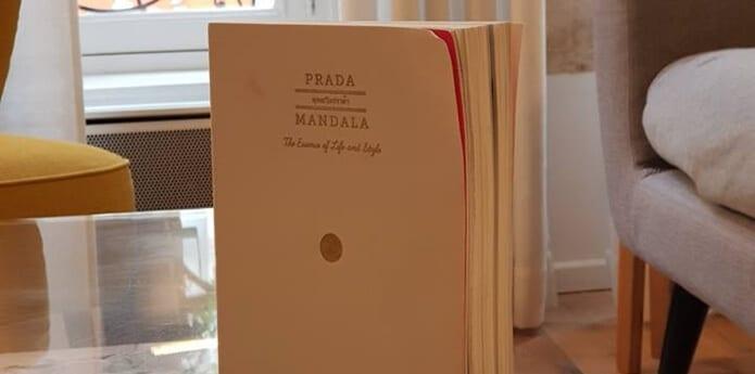 หนังสือ พุทธะในปราด้า