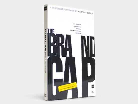 หนังสือ Brand Gap