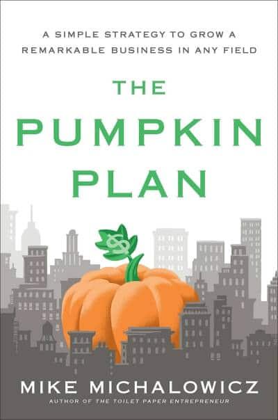 หนังสือ The Pumpkin Plan