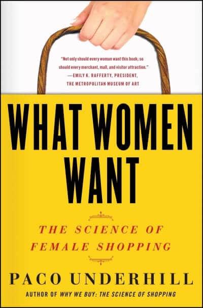 หนังสือ what women want