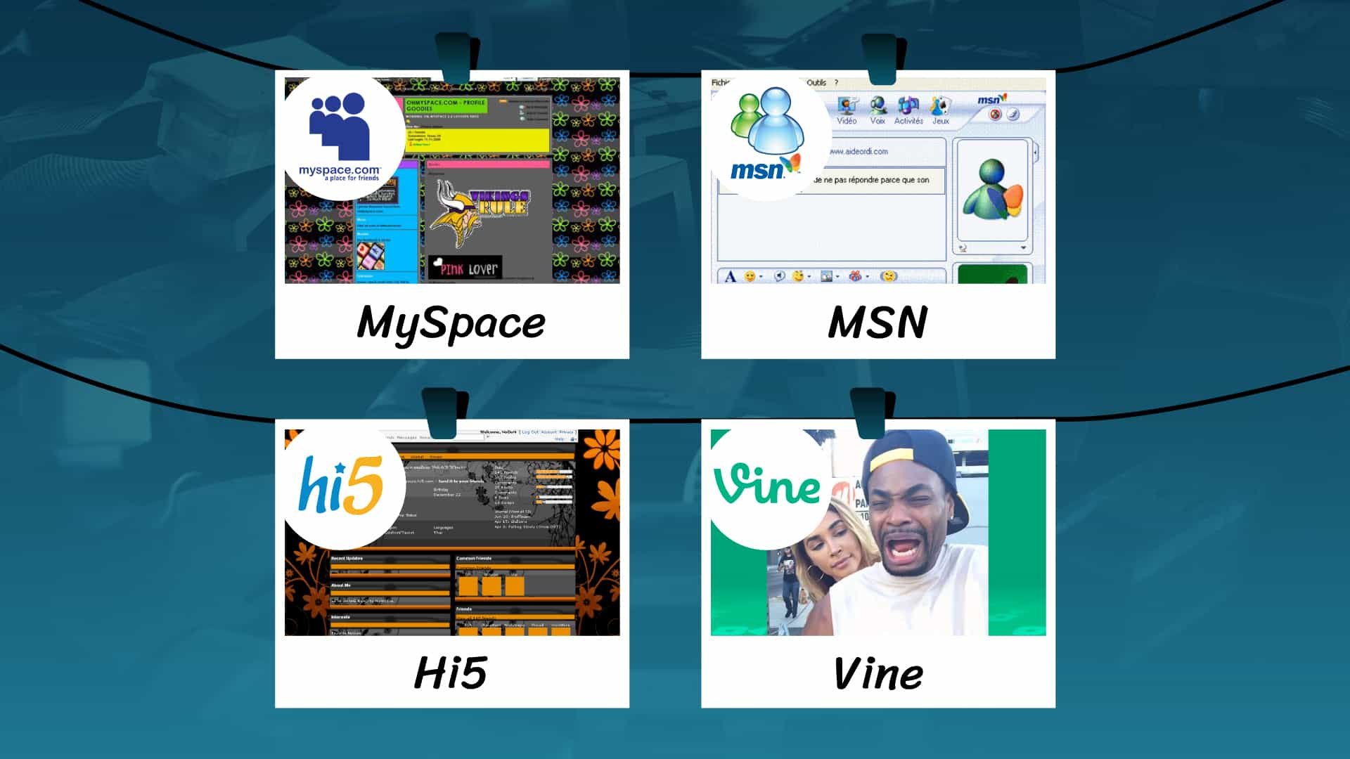 4-Social-Platforms