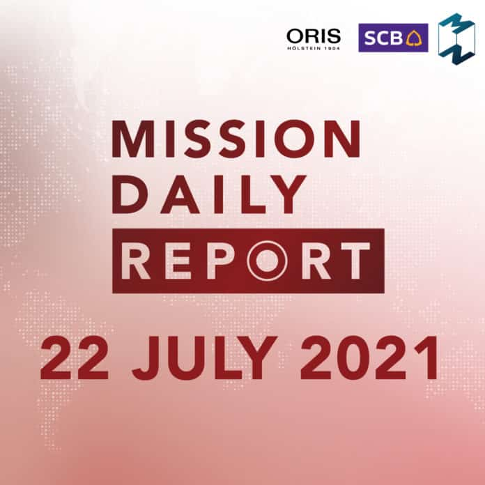 mission daily report 22 July 2021